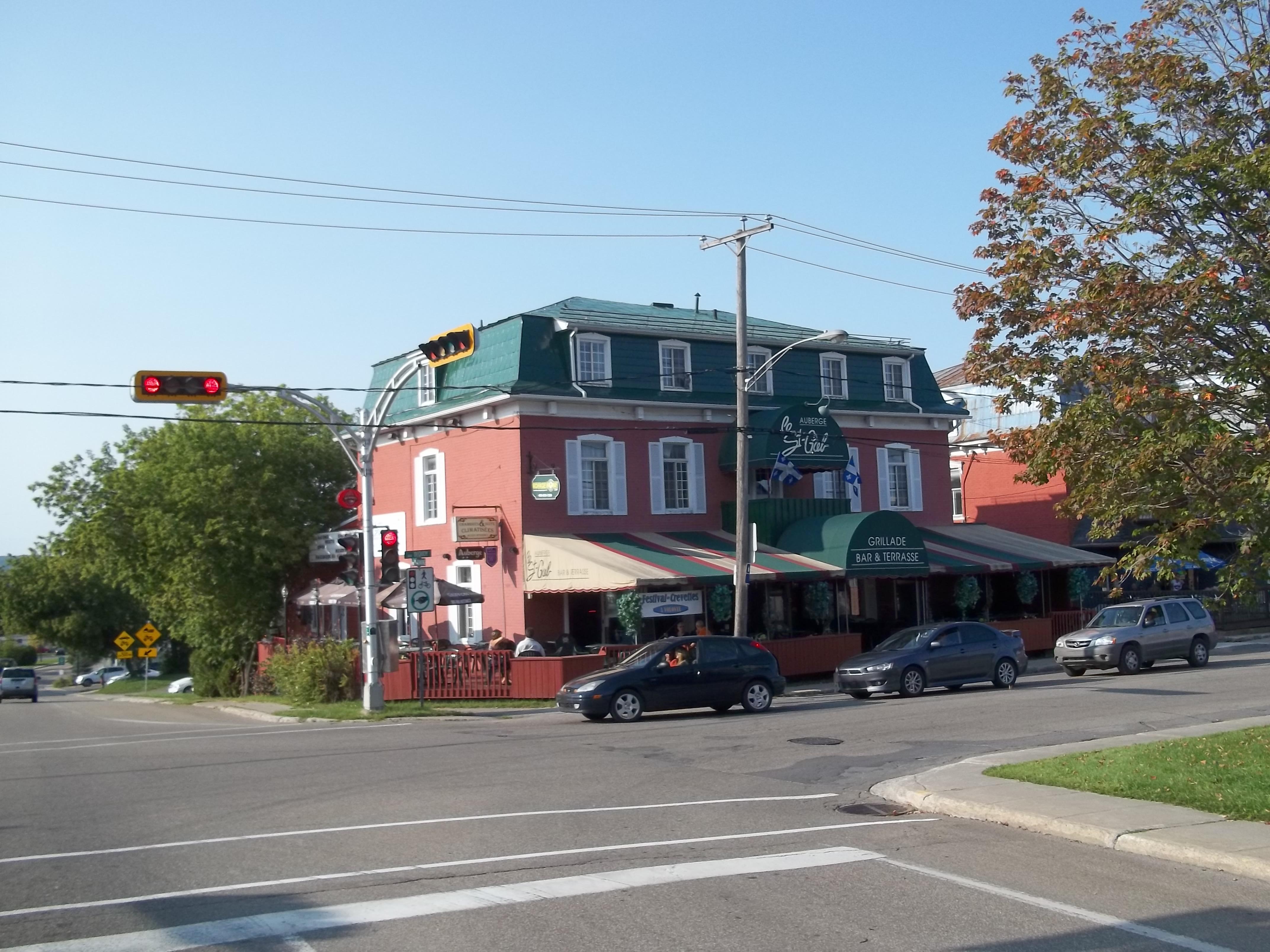 Auberge Resto-pub le St-Gab