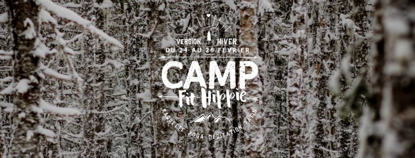 Camp hiver fit hippie
