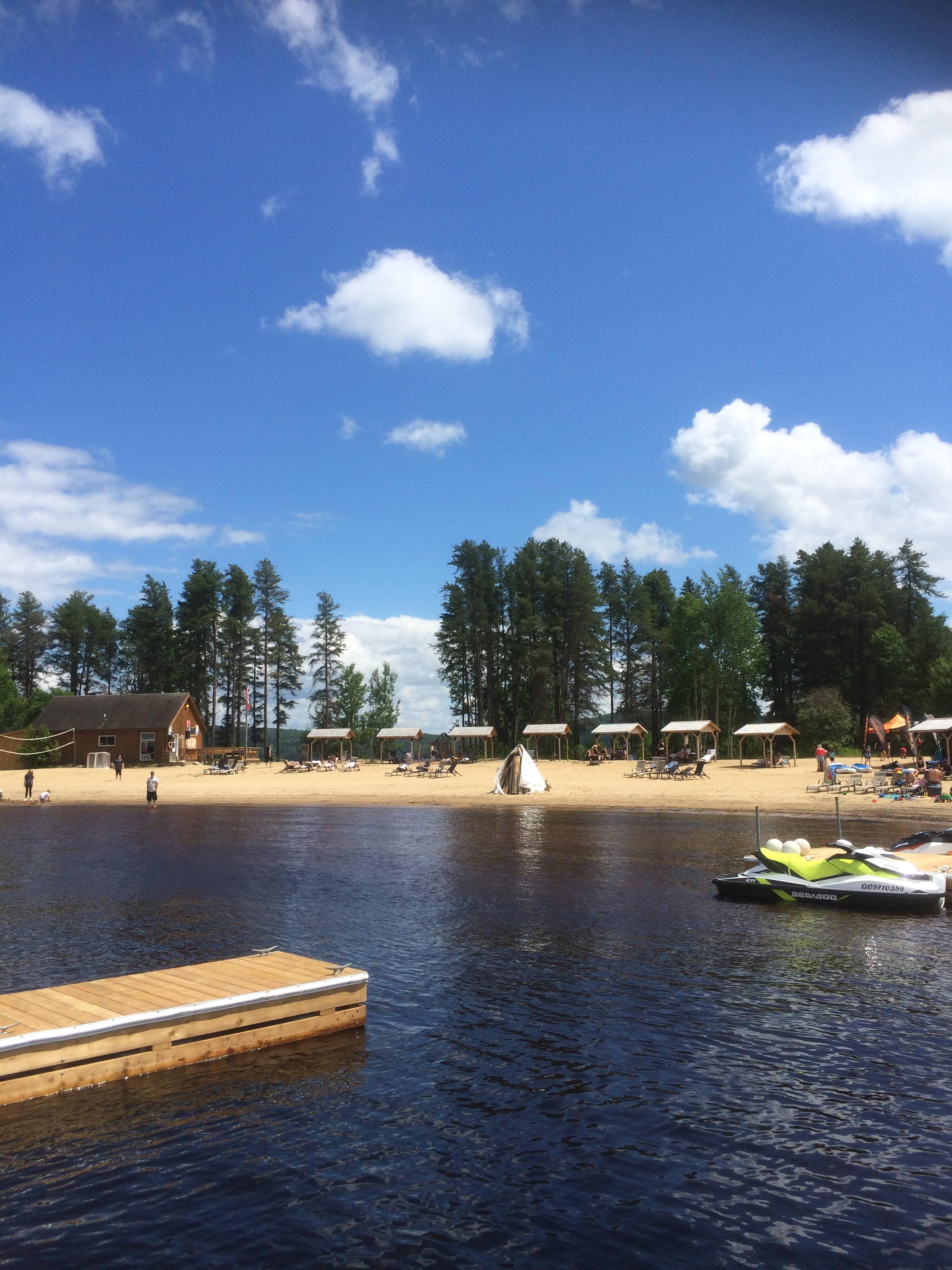 Auberge du Lac Taureau Plage