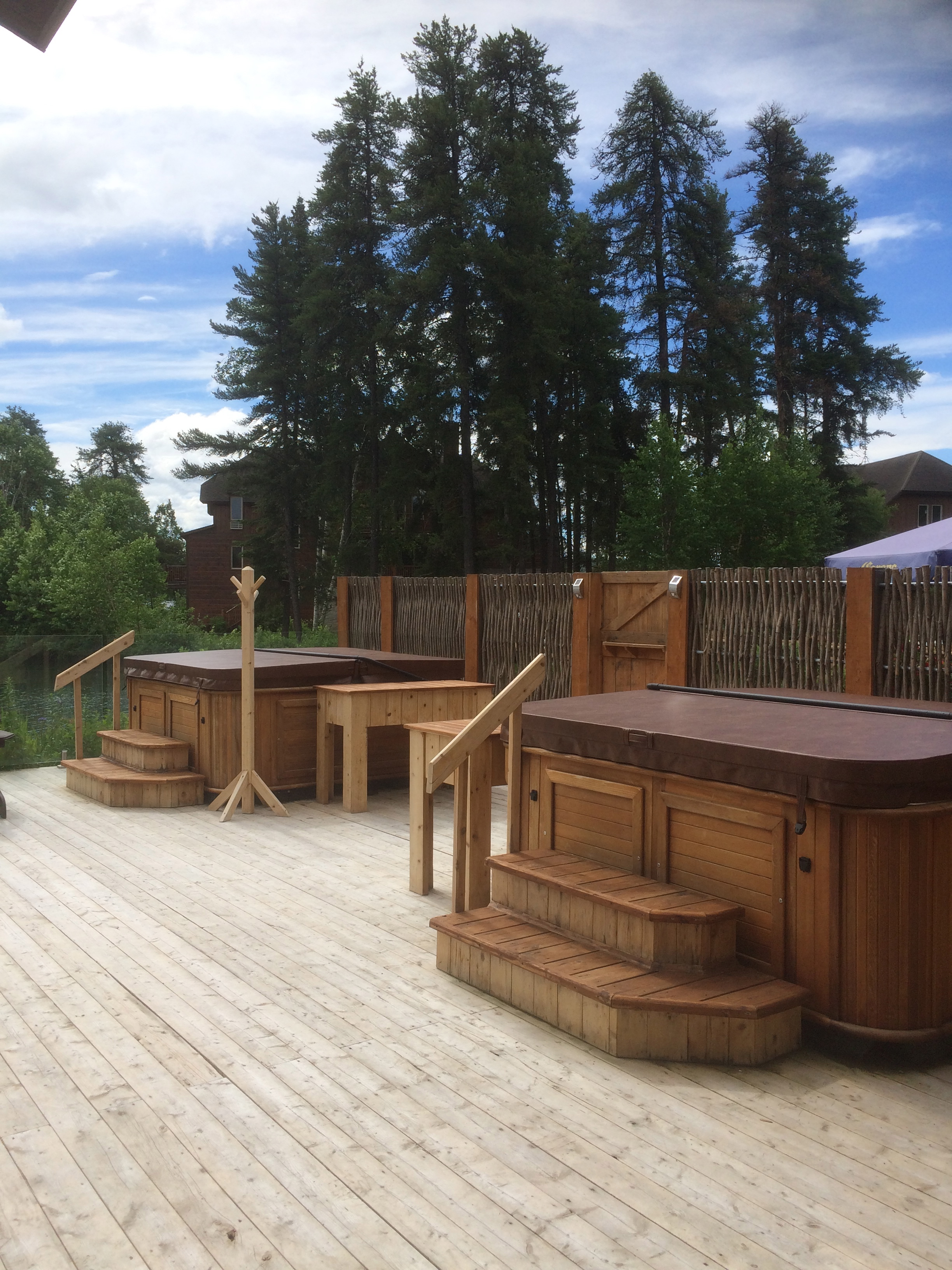 Spa Auberge du Lac Taureau