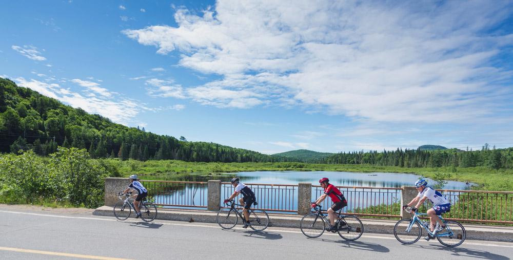 Vélo Saint-Donat