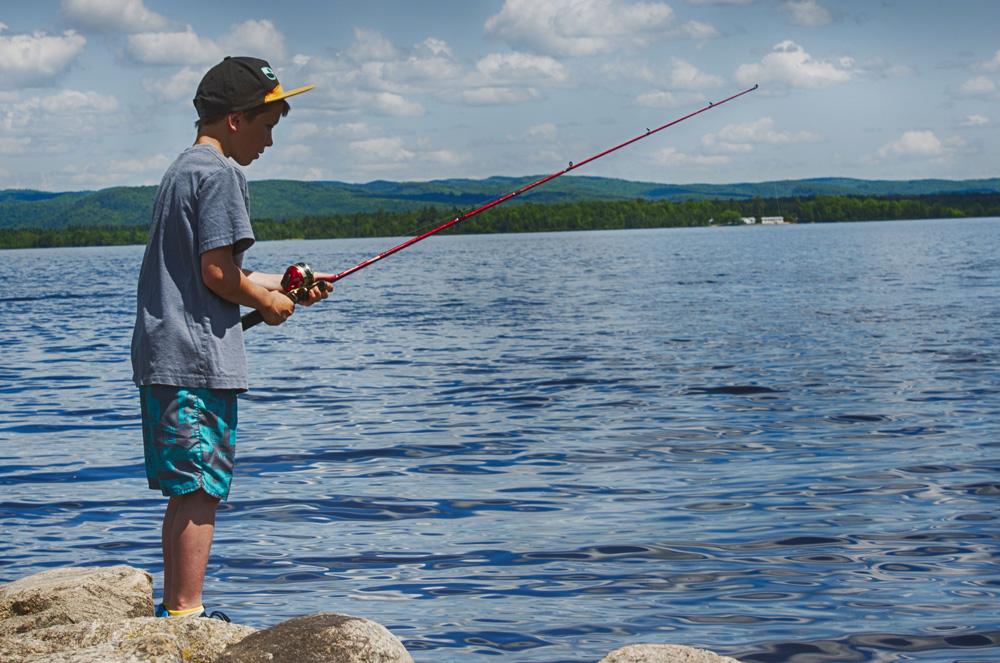 Pêche Lac Maskinongé St-Gabriel