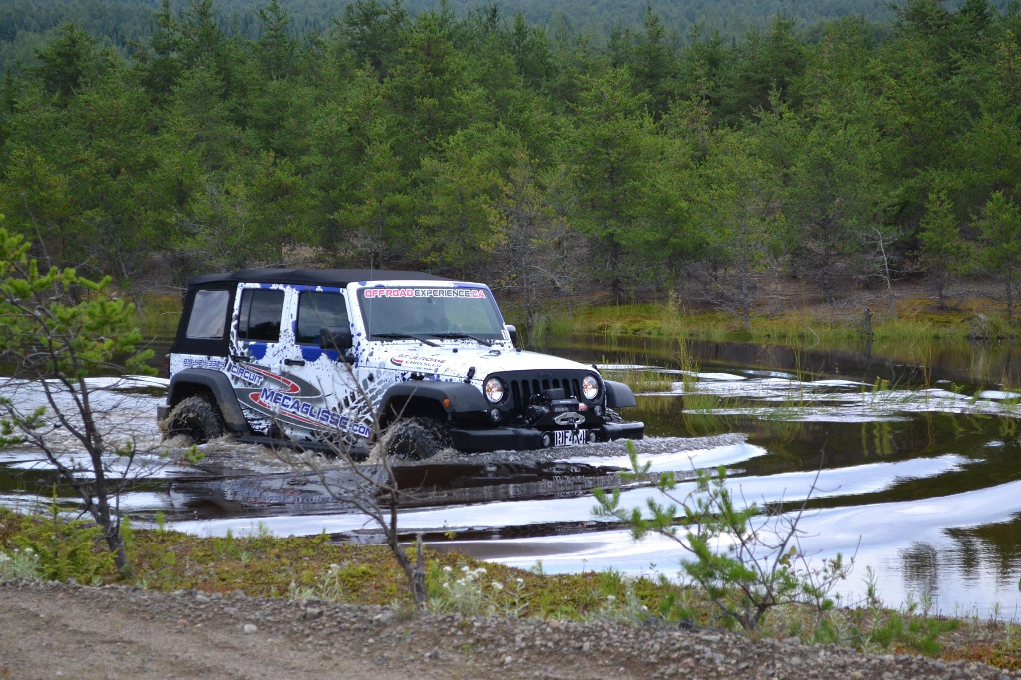 Jeep Hors-Route Circuit Mécaglisse
